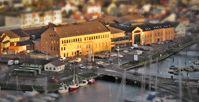 Bilde av Egersund Fayancemuseum i Amfi Eikunda kjøpesenter