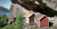 Bilde av Helleren i Jøssingfjord