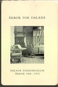 Årbok for Dalane nr. 1 (1968-1970)