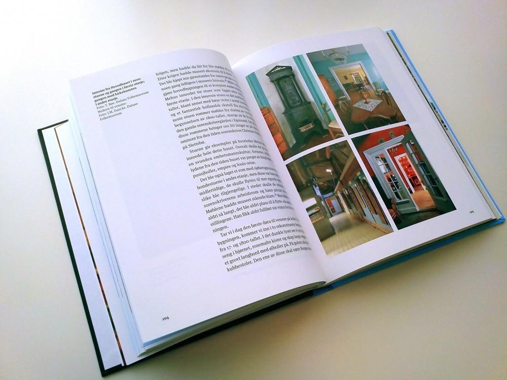 Innvendig i årbok nr. 18