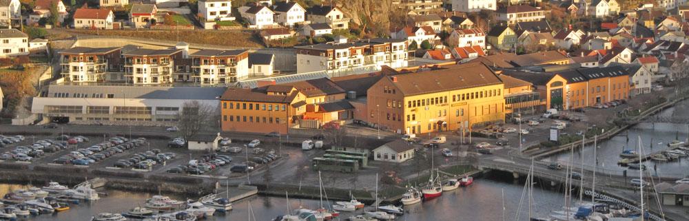 Foto av kjøpesenteret Amfi Eikunda i 2011