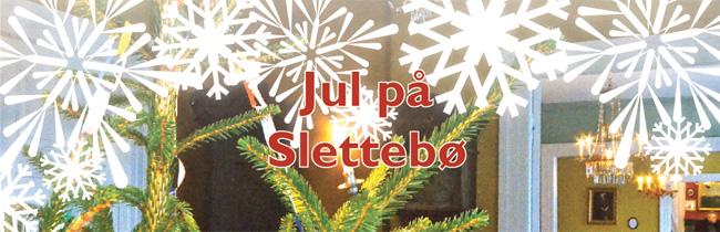 Jul på Slettebø